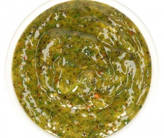 Mike's Pesto Green Marinade