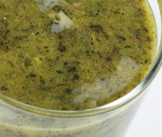 Mike's Pesto Marinade DS
