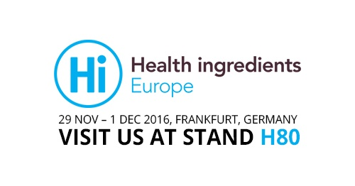 Innovations from Dutch Spices at the HiE 2016