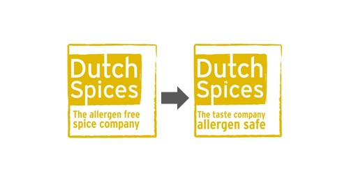 Dutch Spices omarmt ALLERGEN SAFE