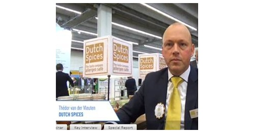 Interview from FoodIngredientsFirst with Dutch Spices during the HiE 2018