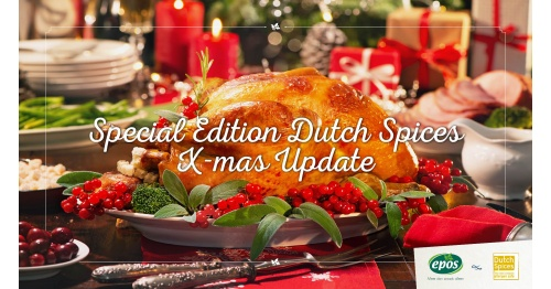 Special Edition Dutch Spices X-mas Update