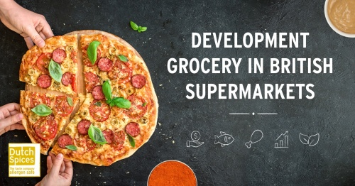 New report: development grocery in British supermarkets