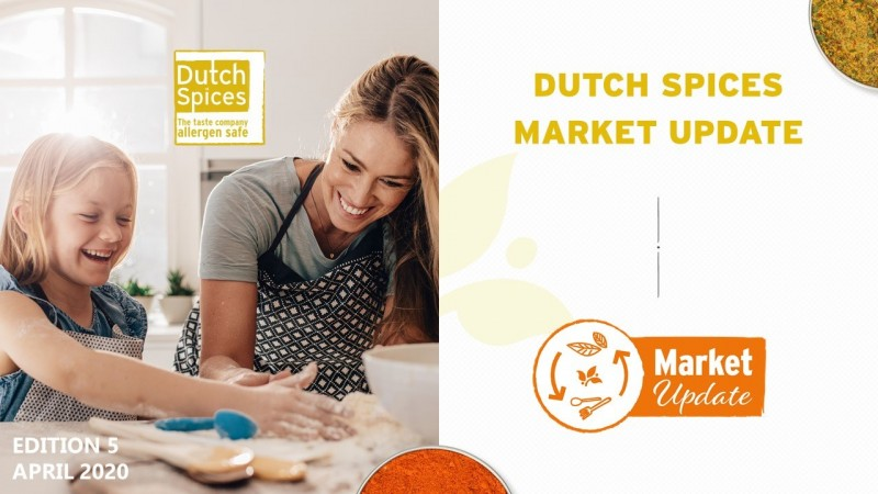 Dutch Spices Market Update